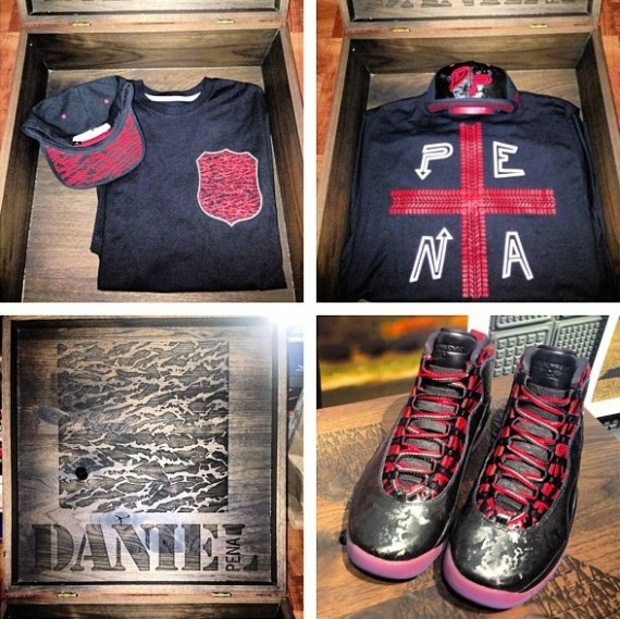 Air Jordan 10 Doernbecher Another Look