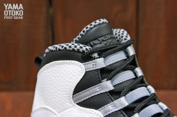 Air Jordan 10 Steel Retro Another Look