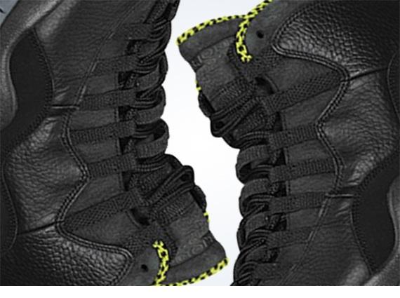 Air Jordan 10 Venom Green Release Date