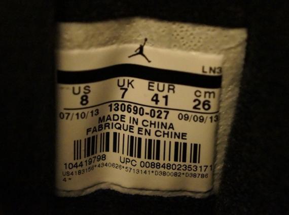 Air Jordan 12 Gamma Blue Available Early on eBay