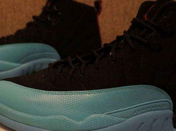 Air Jordan 12 Gamma Blue Available Early on eBay