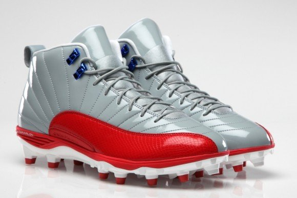 While Jordan Brand has been dominating the Basketball world for quite some time, it looks like they are looking to extended their reach to the football fi
