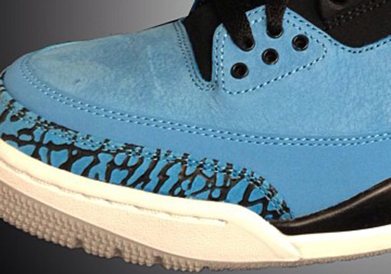 Air Jordan 3 Powder Blue Another Look