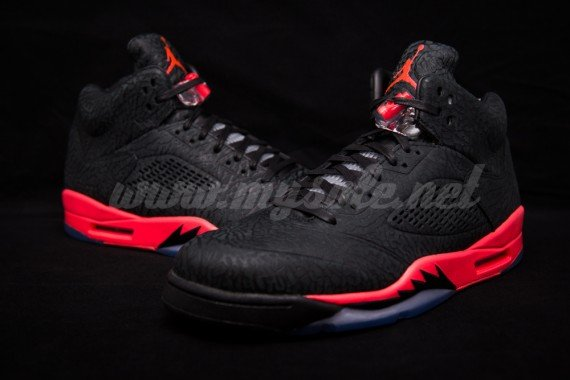 Air Jordan 3Lab5 Infrared 23 Yet Another Detailed Look