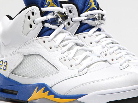 Air Jordan 5 Laney Official Image