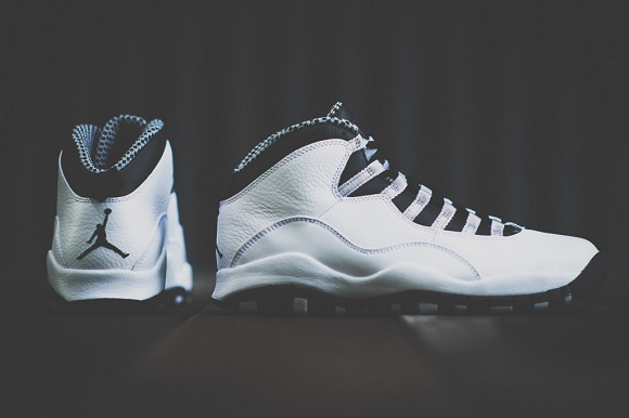 Air Jordan X 10 Steel Yet Another Look