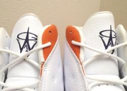 Air Jordan XIII (13) 'Bobcats' | Gerald Wallace PE