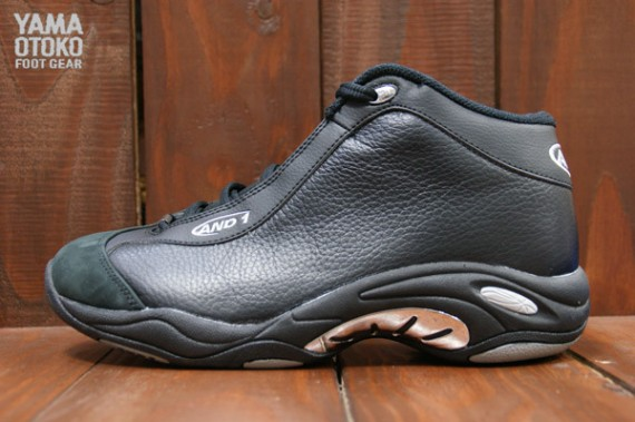 AND1 Tai Chi Mid Retro