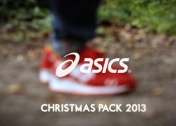 Asics 2013 'Christmas Pack'