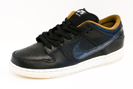 Nike SB Dunk Low Black Rain Another Look