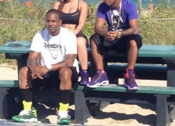 Celebrity Sneaker Watch: Cam'ron & Juelz Santana Brings Out Reebok 'Ghost of Christmas' Pack
