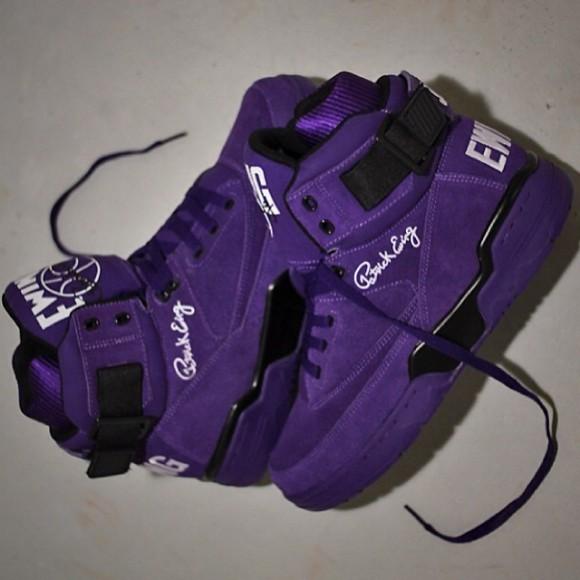 Ewing 33 Hi Purple Suede Release Date