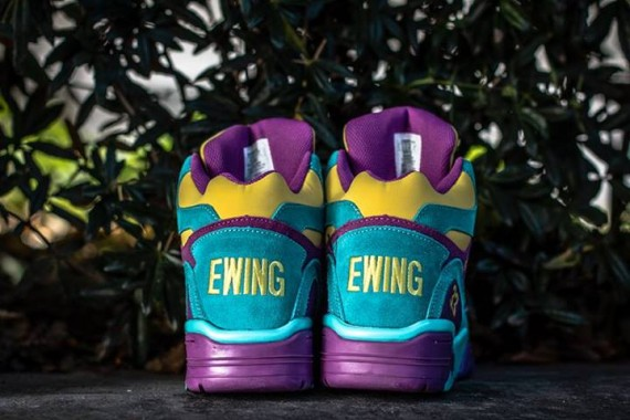 Ewing Guard Grape Scuba