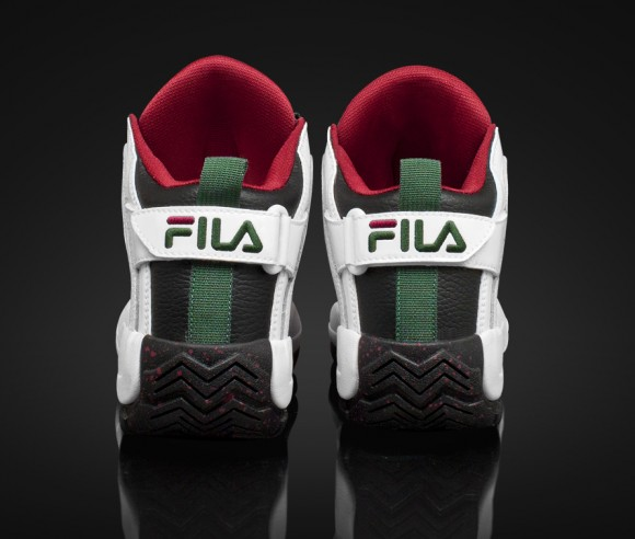 FILA 96 Double G's Pack Detailed Images and Info
