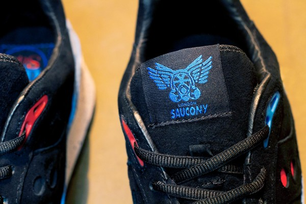 Foot Patrol Saucony Shadow 6000 Only in Soho
