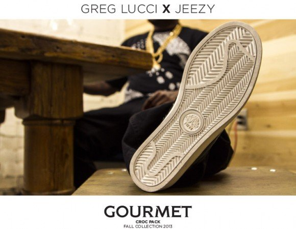 Gourmet Fall Collection 2013 Croc Pack Greg Lucci x Young Jeezy