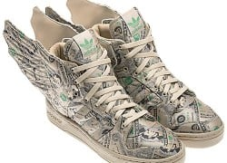 Jeremy Scott x adidas Originals JS Wings 2.0 'Money' | Now Available