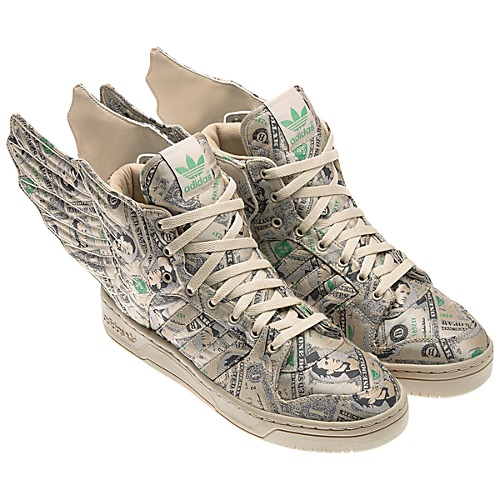 jeremy scott adidas originals js wings 2.0 money
