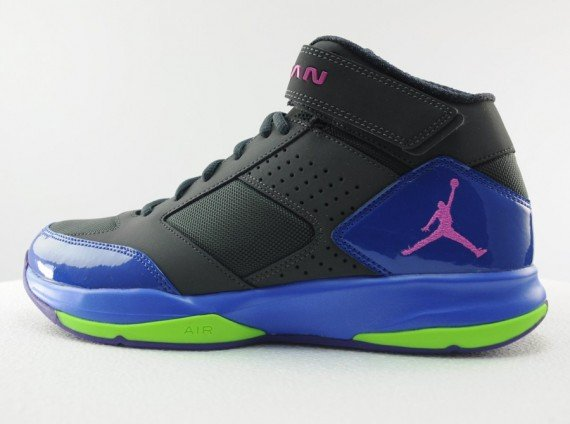 Jordan BCT Mid 2 Bel-Air First Look