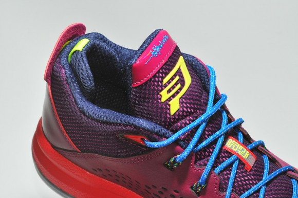 Jordan CP3.VII Year of the Snake Detailed Look