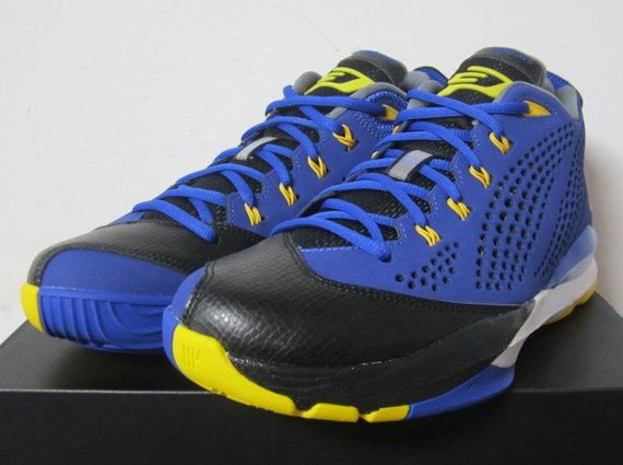 Jordan CP3.VII Laney First Look
