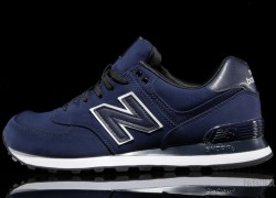 New Balance 574 'Navy/Black'
