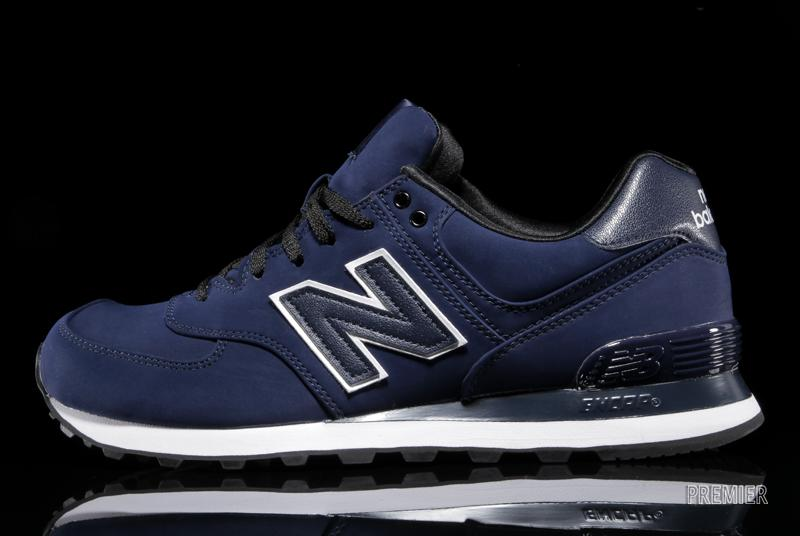 New Balance Dark Blue 574