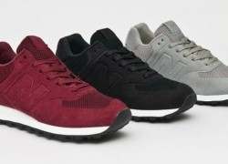 New Balance 574 Sonic Weld Pack : Available Now