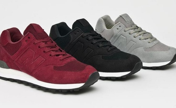 New Balance 574 Sonic Weld Pack Available Now