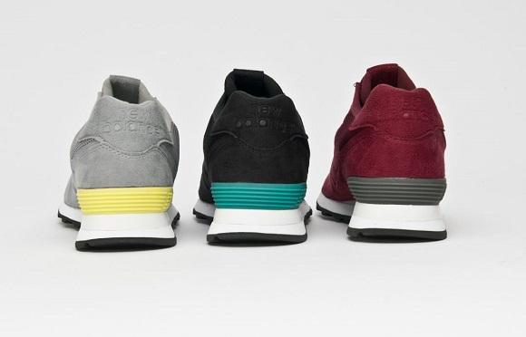 Nuevo Equilibrio 574 Zapatillas De Deporte De Color Burdeos Sónicas RXd7Cs7ZW