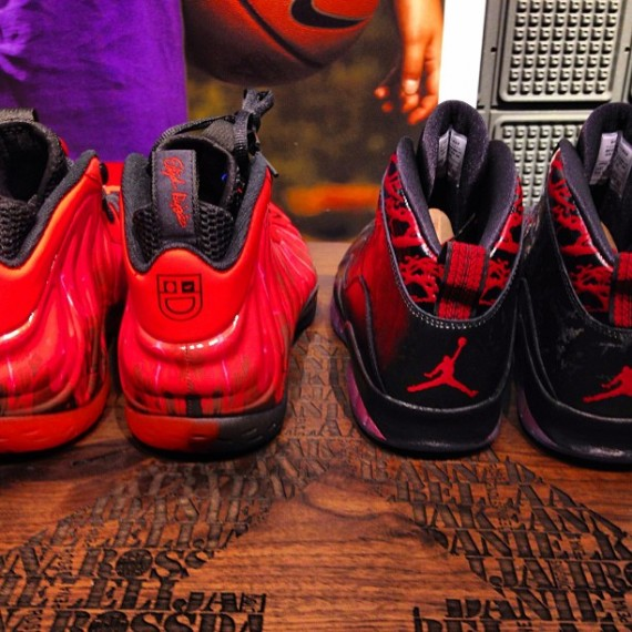 Nike Air Foamposite One Doernbecher Another Look
