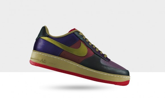 Nike Air Force 1 Chroma Option Now Available