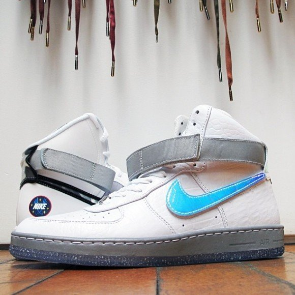 Nike Air Force 1 High Space Pack Release Date