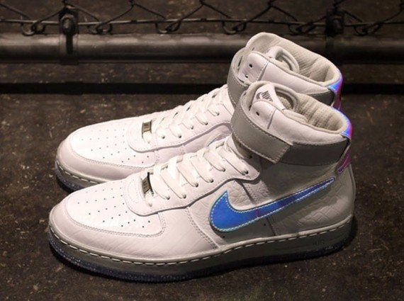 Nike Air Force 1 Space Pack Detailed Look