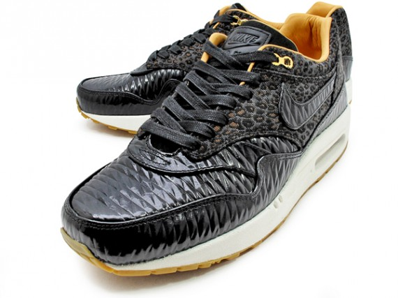 Nike Air Max 1 FB Quilted Leopard First Look