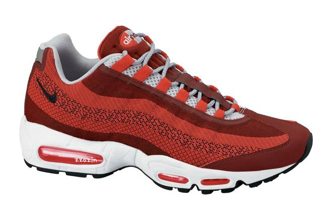 air max 95 all red