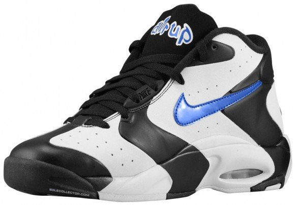 Nike Air Up '14 Black Game Royal White Release Date