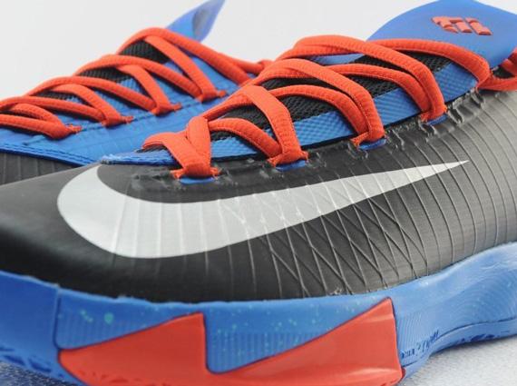 Nike KD 6 OKC Away Release Reminder