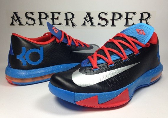 Nike KD 6 Thunder Away Available Early on eBay