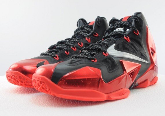 Nike LeBron 11 Heat Away Available Early on eBay