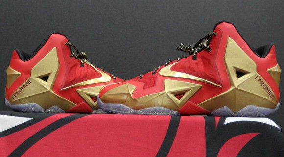 Nike LeBron 11 Ring Night PE