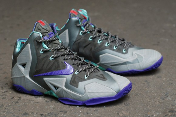new product 22b5a ed3ee Nike LeBron 11 Terracotta Warrior Yet Another Look