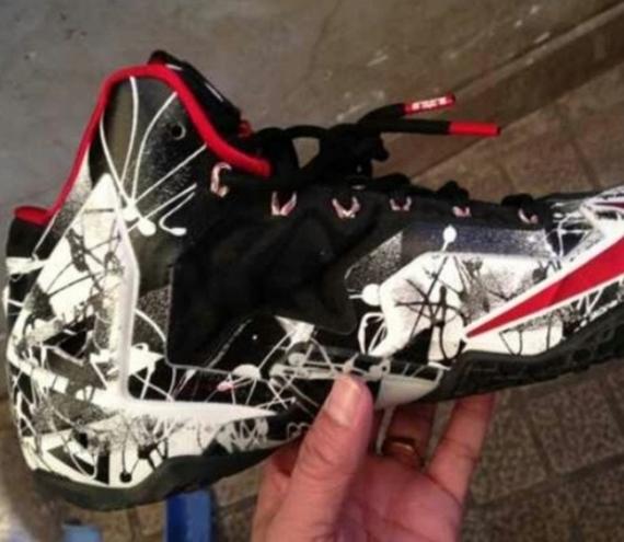 Nike LeBron XI (11) Graffiti