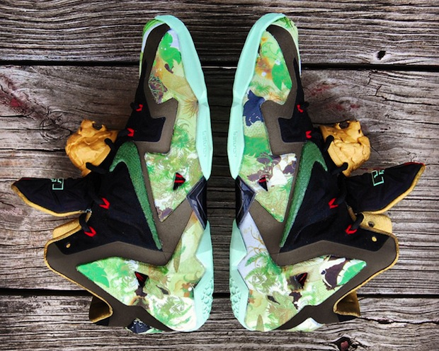 nike-lebron-xi-11-king-of-the-jungle-custom-3
