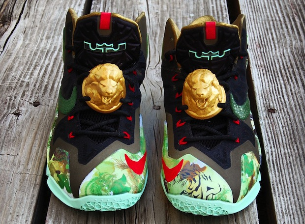 nike-lebron-xi-11-king-of-the-jungle-custom-4