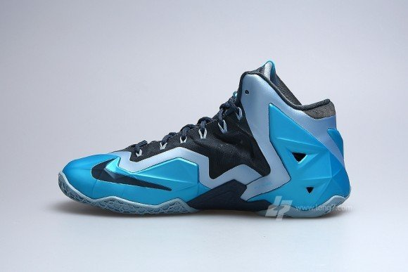 Nike LeBron XI Gamma Blue Yet Another Look