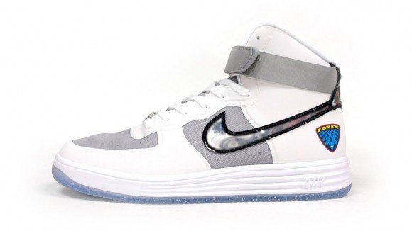 Nike Force Whitemetallic Hi Another Wow Qs Lunar Silver Look 1 dQxWrCeoB