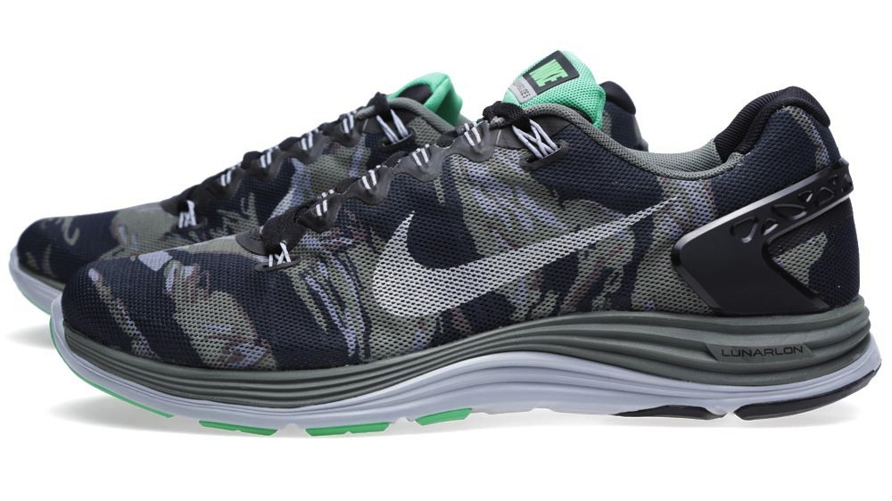 2011 Nike Air Max Camo Men/Women Running Shoes