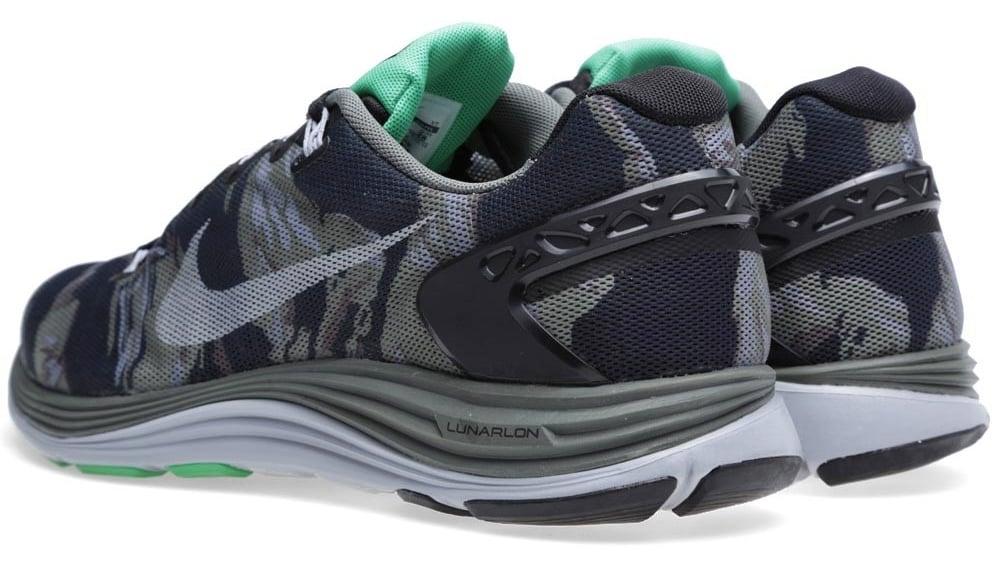 Cheap Nike Lunarestoa 2 Men's Running Shoes Black/Black