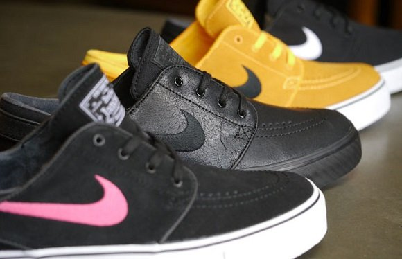Nike SB Stefan Janoski This Months Releases